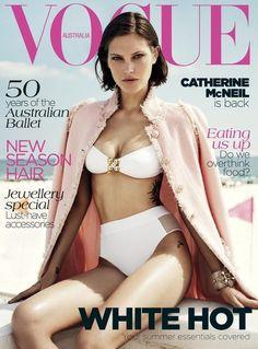 Vogue Australia November 2012