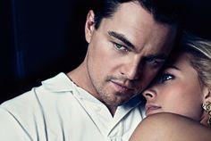 Leonardo DiCaprio and Margot Robbie photographed forInterview Magazine Russia(March 2014)