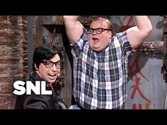 "▶ Japanese Game Show - Saturday Night Live. Possibly my favourtie SNL skit, certainly top 5. Featuring the incomparable Chris Farley, Mike Myers, Alec Baldwin, Janeane Garofalo.    ""Mother of mercy, I don't speak Japanese!"""