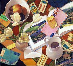 A Painter's Year - Susan Abbott