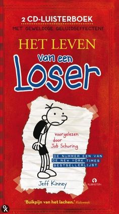 Het leven van een loser - 2cd luisterboek (magazijnuitverkoop)