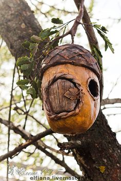 Fairytale Birdhouse....want this for my garden ♥ ♥♥