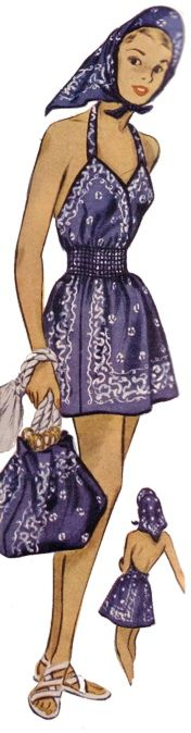 New photos on this wiki - Vintage Sewing Patterns, Mc1525.jpg
