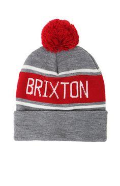 372b6e163e3 Brixton Fairmont II Beanie  pacsun