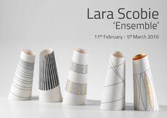 Lara Scobie, 'Ensemble' Contemporary Ceramics