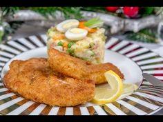 Un viandante in cucina: VIENNA SCHNITZEL and fish - Mom's kitchen!