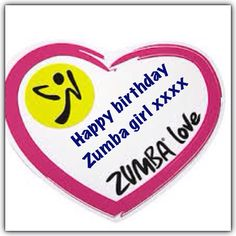 I send to each of my ZUMBERAS, cause the are special.