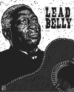 Lead Belly Lead Belly, Daddy Go, Darth Vader, Illustration, Movie Posters, Movies, Fictional Characters, Artists, 2016 Movies