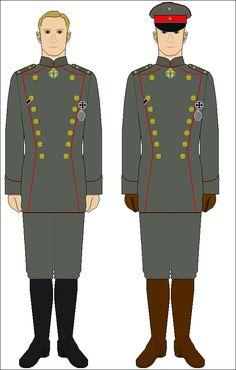 Manfred Von Richthofen Uniforms by Major-Vianna