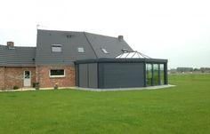Norrent-Fontes, Frankrijk - Veranda's - Realisaties #veranda #vanderbauwhede #bauwhede