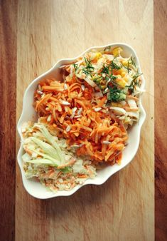 Zestaw surówek - Dietetyczne Fanaberie Risotto, Good Food, Food And Drink, Restaurant, Vegetables, Ethnic Recipes, Simple, Essen, Recipies