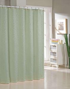 Blarwood Jacquard Shower Curtain