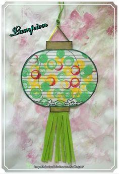 PETIT LAMPION CHINOIS