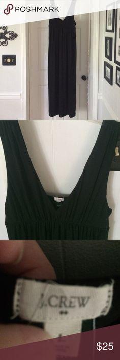J crew maxi dress Great condition has been worn J. Crew Dresses Maxi