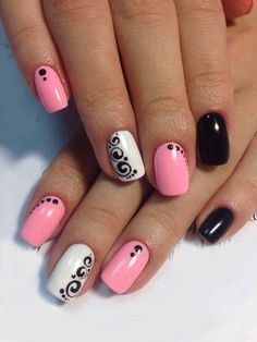 stylish nail art designs 2016 for women - style you 7