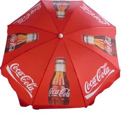 Coca-Cola Beach Umbrella