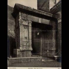Arco degli Argentari Anno: 1900