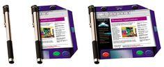 Flexible OLED screen