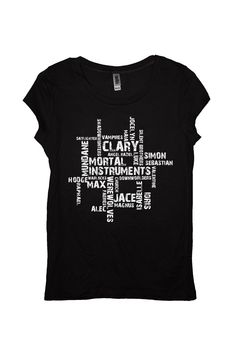 The Mortal Instruments Collage Shirt