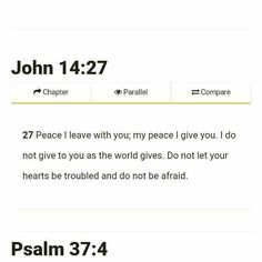 God can give you peace that no one can.