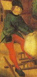 Anon, The St. Elizabeth's day flood 1500