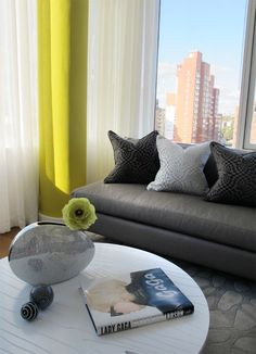 4 ways to bring a bold statement piece into your home. Via @TheDesignerPad for MyColortopia.com