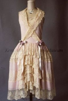 ~Robe de style, 1924-28 US~    Kent State ❤❦♪♫