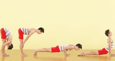 With a little fine-tuning, you can sail through your Sun Salutations with grace and ease.