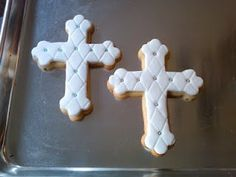 communion cookie favor