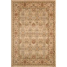 Designers Image Karmana Collection Area Rug 5'3 Menard's $207