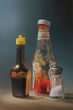 Junk Food Photorealism – 18 paintings by Tjalf Sparnaay Tjalf Sparnaay, Hyperrealistic Art, Tableaux Vivants, Hyper Realistic Paintings, Food Painting, Painting Abstract, Still Life Art, Realism Art, Paintings I Love