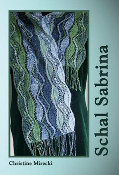 Another lovely lace scarf - of course I love the colours! http://christinemirecki.files.wordpress.com/2011/05/107a_large.jpg
