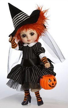 Marie Osmond Dolls Freida Fright Adora Belle