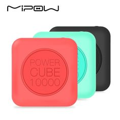MIPOW Powerbank 10000mAh 2.4A Fast Charge Power Bank External Battery Double USB Portable Bateria External Portable Charger  Price: $ 57.99 & FREE Shipping   #computers #shopping #electronics #home #garden #LED #mobiles