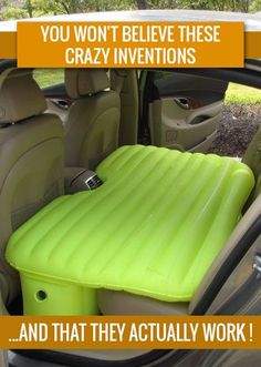 You won't believe these crazy inventions...and that they actually work !
