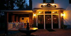 Old Owl Tavern at  Beaumont Inn, the historic Harrodsburg, Ky., spot recently recognized by the James Beard Foundation