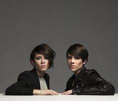 Tegan & Sara embrace role as gay ambassadors
