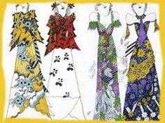 Resultado de imagem para celia birtwell Textiles, Textile Prints, Celia Birtwell, Susie Cooper, 60s And 70s Fashion, Ossie Clark, Vintage Beauty, Beautiful Images, Light Colors