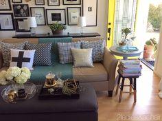 2 Ladies Spring Home Tour: Tamara's Home — 2 Ladies & a Chair