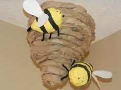 beehive craft project - Google Search