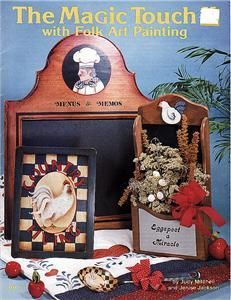 Snowman Tole Painting Patterns Free | Tole Painting Patterns Magic Touch Folk Art Painting | eBay