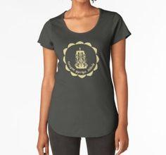 'Kuma Daruma - Goodluck Bear' Tote Bag by whya Tshirt Colors, Chiffon Tops, Cap Sleeves, Fitness Models, Cool Outfits, Shirt Designs, T Shirts For Women, Tote Bag, Stylish