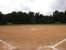 UMBC softball field!