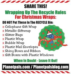 Wondering What Christmas Wraps Can You Recycle? Green Christmas, Christmas Holidays, Christmas Decorations, Plastic Windows, Recycling Bins, Bubble Wrap, Christmas Wrapping, Wraps, Gift Wrapping