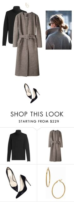 """""""Untitled #388"""" by inlateautumn ❤ liked on Polyvore featuring Joseph, Acne Studios, Balmain and Bony Levy"""