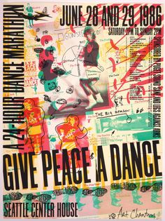 Give Peace a Dance, 1986.