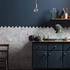 Laminate splashback from Axiom by Formica. | Kitchen splashbacks | Kitchen design ideas | housetohome.co.uk#results