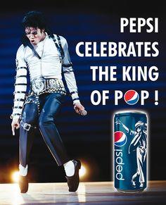 Pepsi bad Mickael Jackson