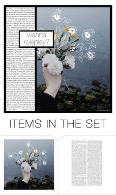 """anyone?"" by chit-chat ❤ liked on Polyvore featuring art"