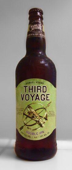 Samuel Adams Third Voyage